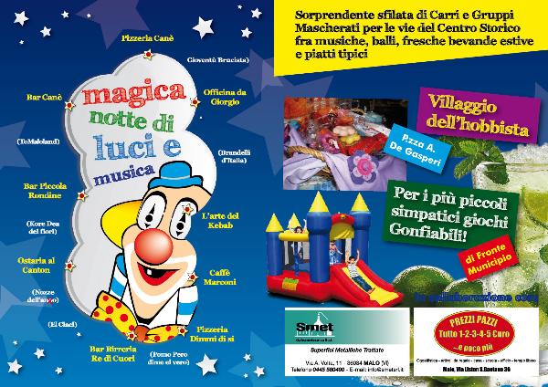 Carnevalestate 2014